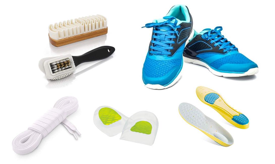 chaussures de sport et accessoires